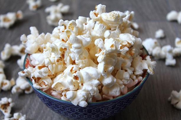 Popcorn original bisa jadi salah satu pilihan