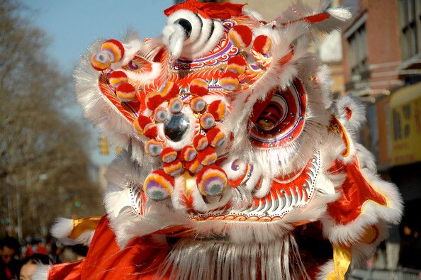 New York's Chinatown Holds 10th Annual Chinese New Year Parade
