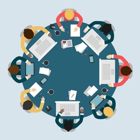 Ilustrasi Organisasi