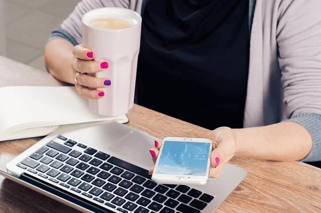 Mungkin coffee break bisa membuatmu rileks