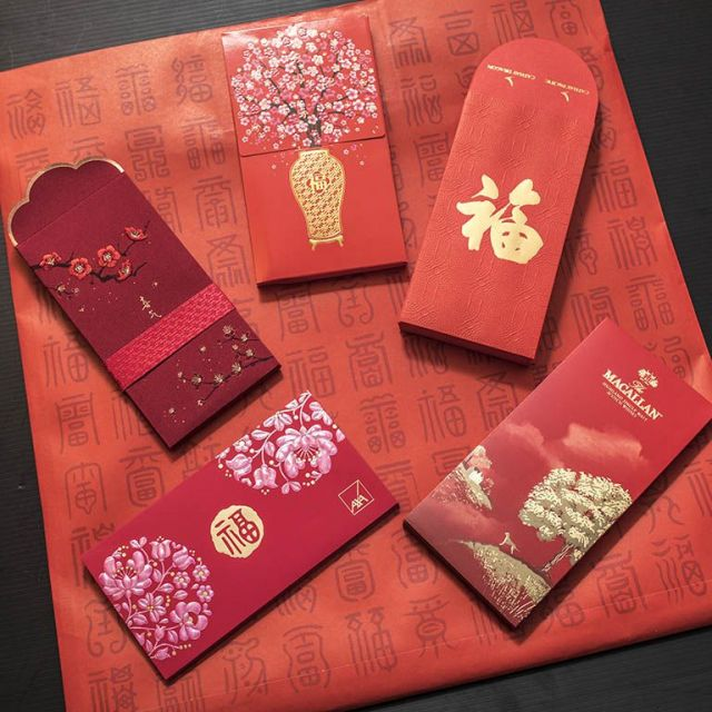 Angpao Imlek by pinterest