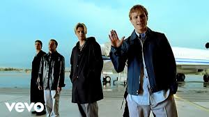 I want it that a way -Backstreet Boys