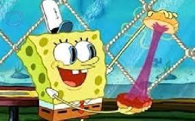 Spongebob dan krabby patty jelly