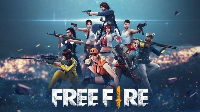 Garena Free Fire juga berjenis battleroyal