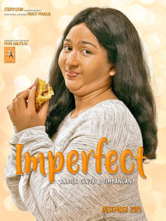 Poster film Imperfect