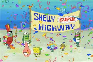 Jalan raya Super Shelly
