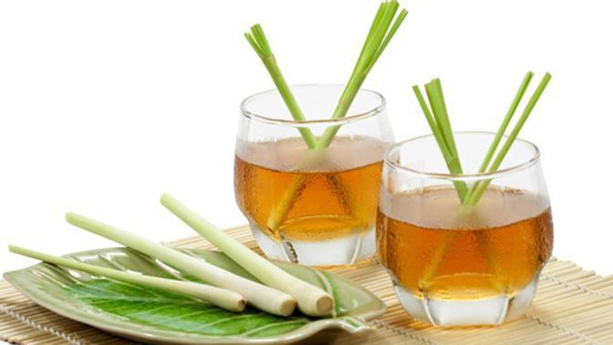 Jahe serai, minuman sehat yang mudah dibuat