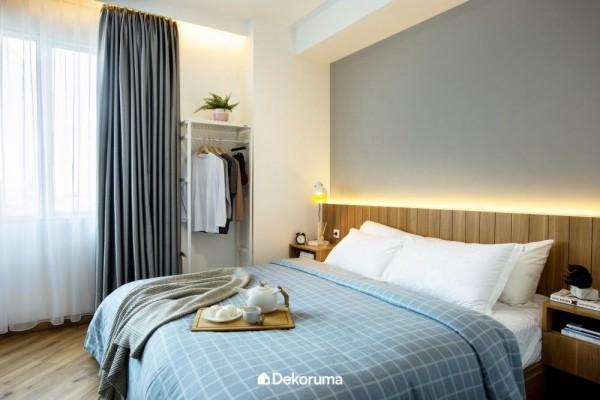 Kamar Tidur yang Bersih