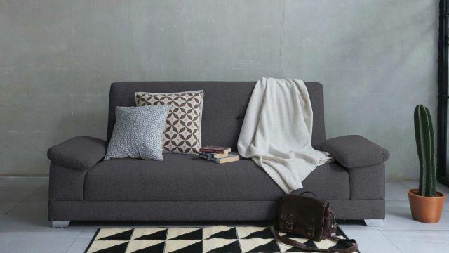 Sofa bed mungil hemat ruang