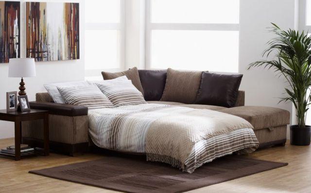 Sofa bed multimanfaat untuk menghemat pengeluaran //