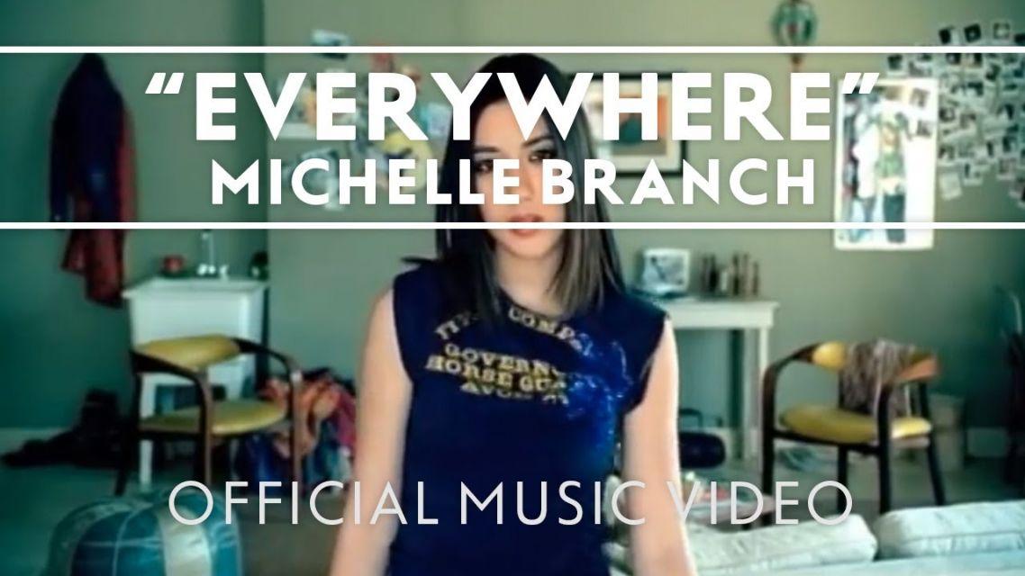 Everywhere – Michelle Branch 2001
