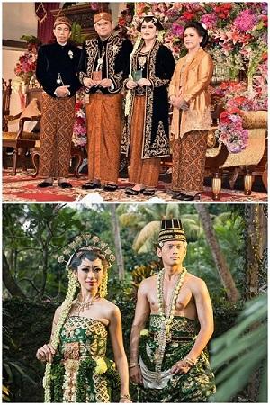 Resepsi Pernikahan Adat Jawa