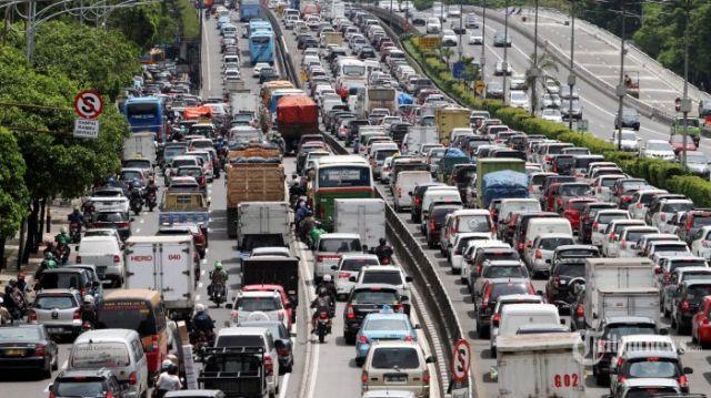 kemacetan