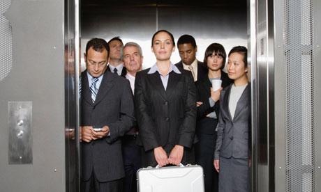 Kondisi dalam lift