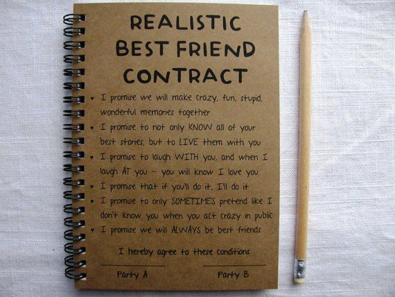 Notebook persahabatan