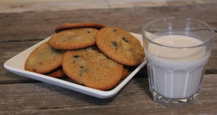 Milk cookies