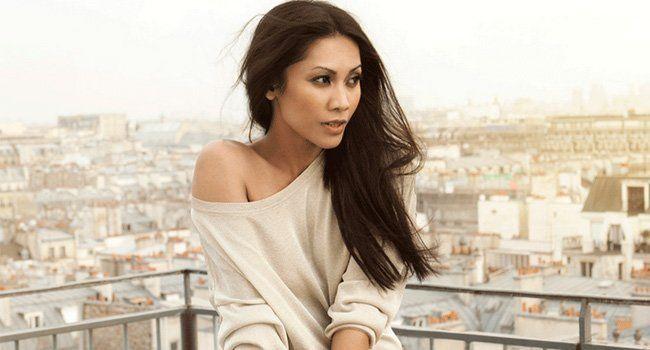 Anggun C. Sasmi, rocker wanita yang baik hati