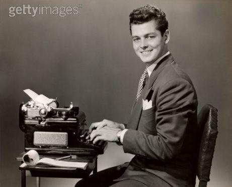 saya cowok, saya sekretaris