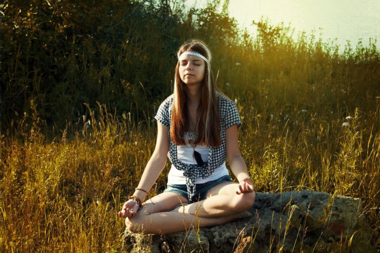 Luangkan waktu untuk meditasi