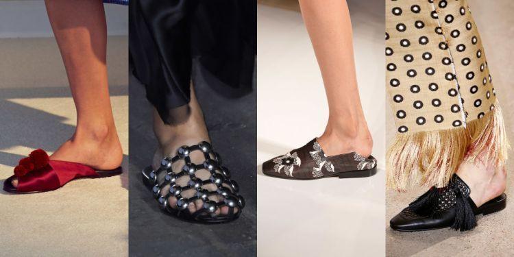 Sepatu flat tak kan membohongimu