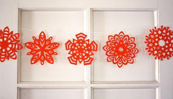 Ini Dia 5 Ide Kreatif Membuat Dekorasi Natal Dengan Kertas