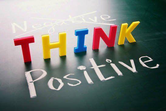 Teruslah berpikir positif