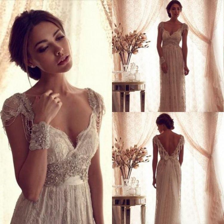 Wedding dress unik