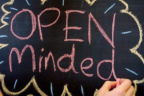 selalu terbuka dengan ilmu baru