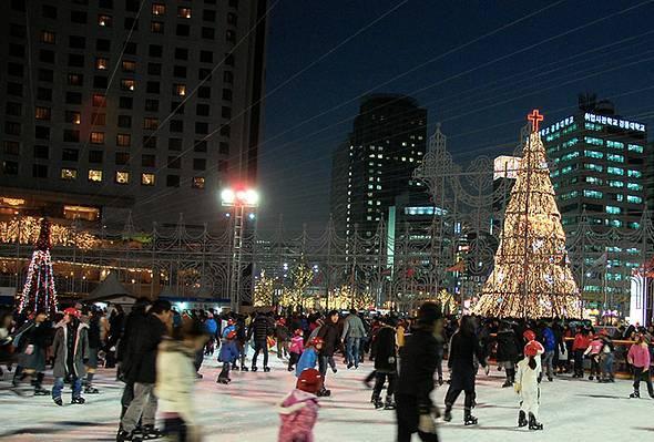Seoul Plaza, City Hall