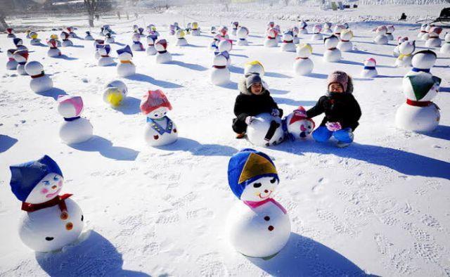 Festival musim dingin yang paling ditunggu oleh orang Korea