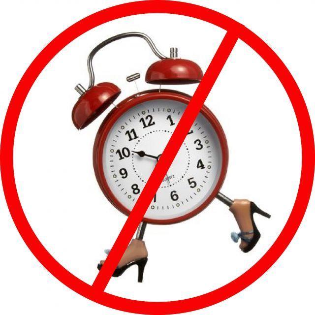 Resolusi 2016: Gak jadi jam karet lagi!