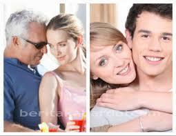 pasangan lebih dewasa