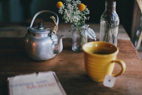 Isilah pagimu dengan secangkir kopi