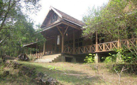 Museum Kayu Wanagama, Mempelajari Hasil Alam (pepohonan dan kayu) Indonesia