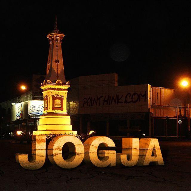 Welcome to Jogja