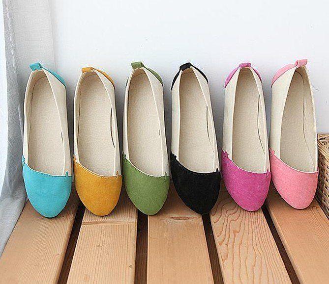 sepatu di segala suasana, flat shoes