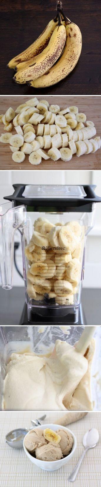 Es krim yummy dari banana