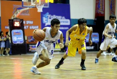 anak basket idola banget
