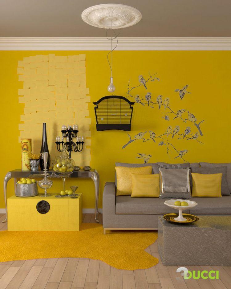 serba kuning