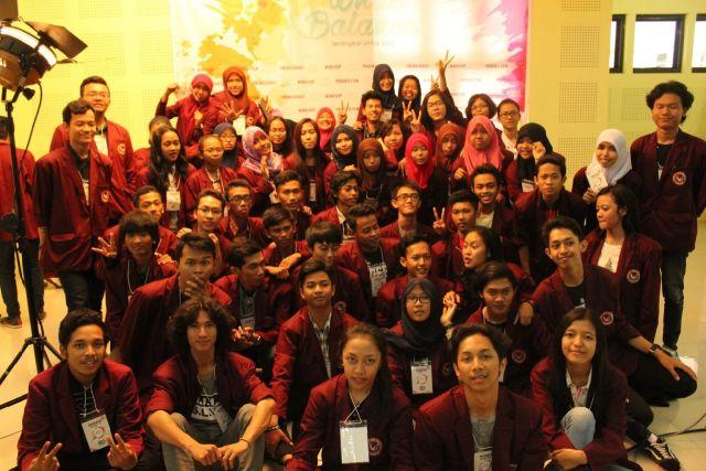 Mahasiswa TV dan Film ISI Surakarta 2015
