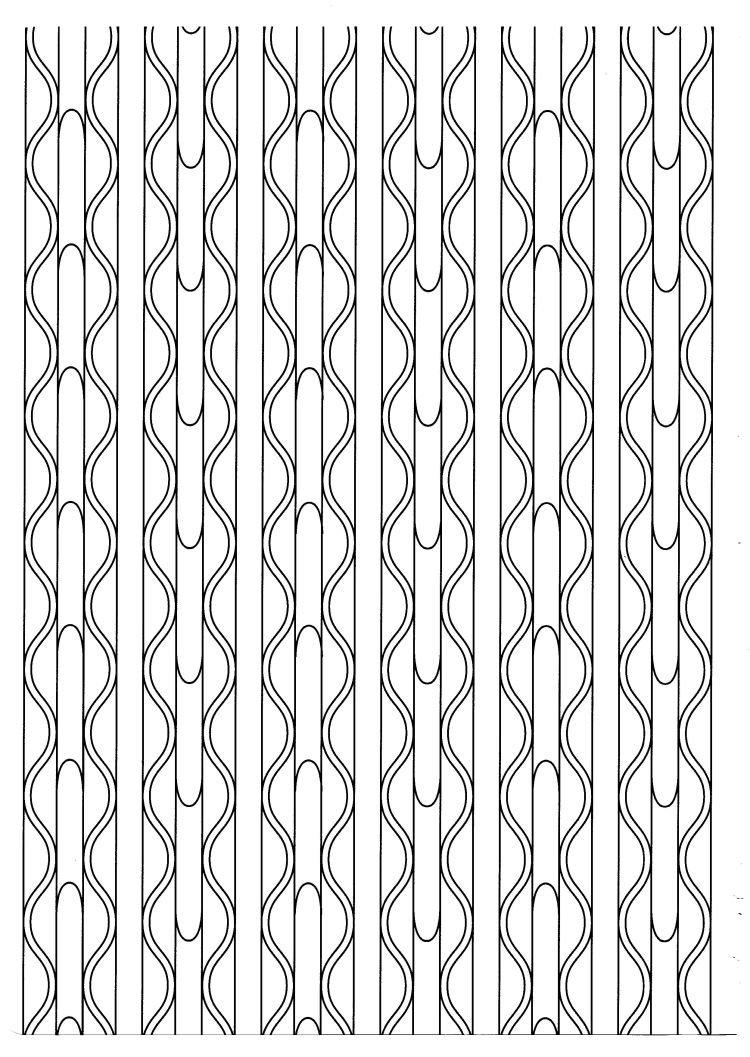 Garis-garis beraturan