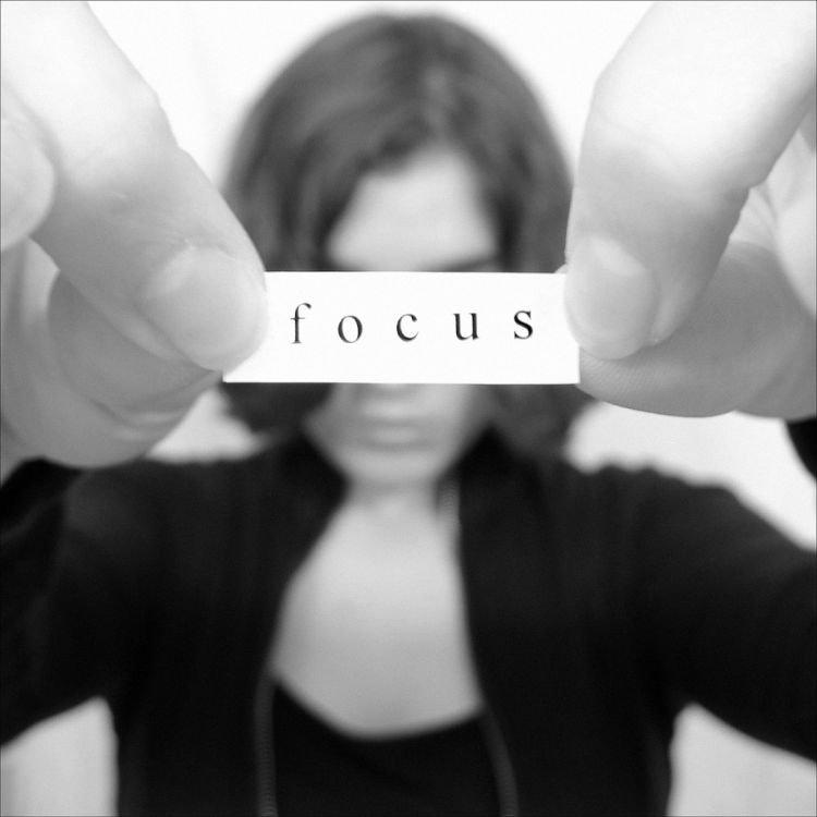 Fokus itu kuncinya!