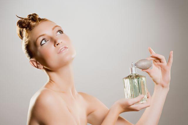 pakai parfum