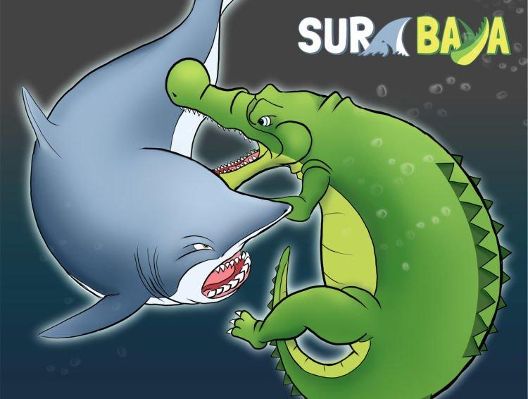 Suroboyo iku Uuaapik!