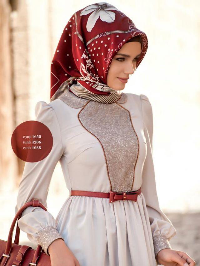 5 Gaya Hijab Ala Turki Kekinian Yang Nggak Boleh Kamu Lewatkan Untuk Dipraktekkan