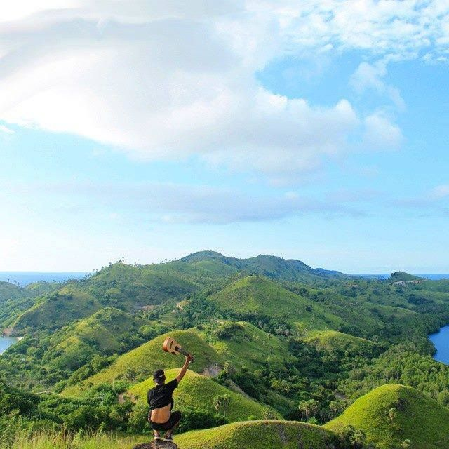 Cinta Hill, Labuan Bajo, Flores, East Nusa Tenggara