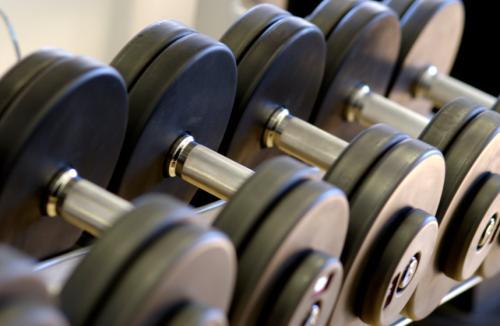 untuk melatih kekuatan dan stamina