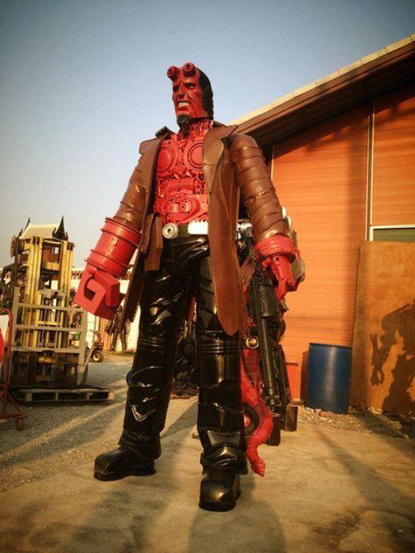 Hellboy or Ironboy?