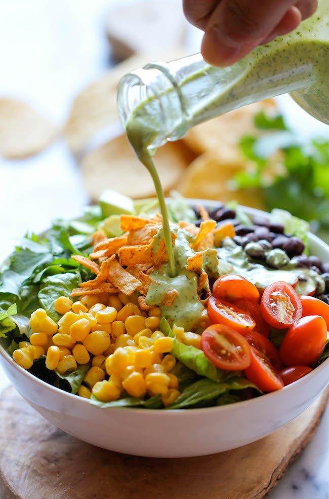 menu salad untuk diet