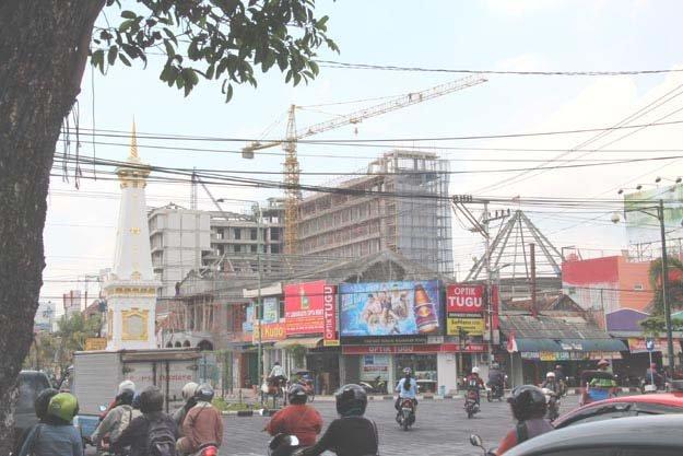 pembangunan hotel makin banyak